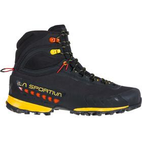 La Sportiva TXS GTX Zapatillas Hombre, negro/amarillo